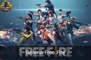 Garena Free Fire #แนะนำเกมมือถือ